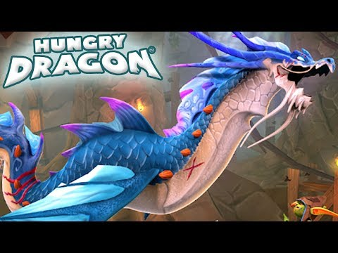 POSEIDRAN Dragon Unlocked! || Hungry Dragon [FHD-1080p]