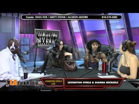 LA Talk Radio: Lexington Steele Live 5-11-15