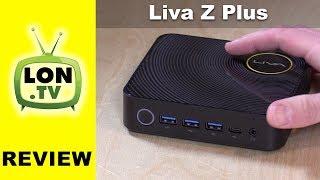 ECS Liva Z Plus Mini PC Review - i5 Kaby Lake Processor, Plex Serving, Kodi, Gaming and more!