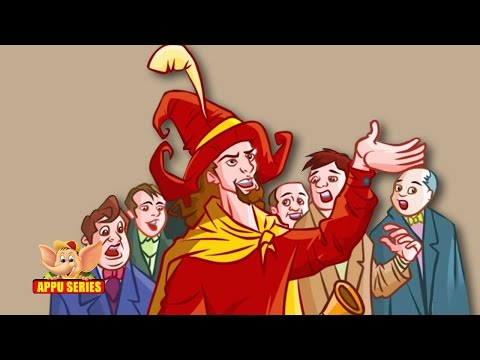 The Pied Piper of Hamelin - A Short Story
