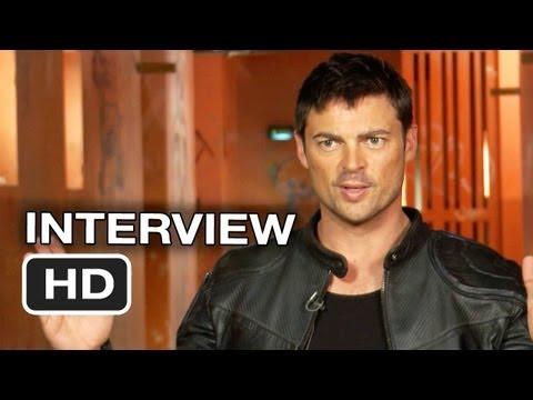 Dredd Interview - Karl Urban (2012) - HD Movie