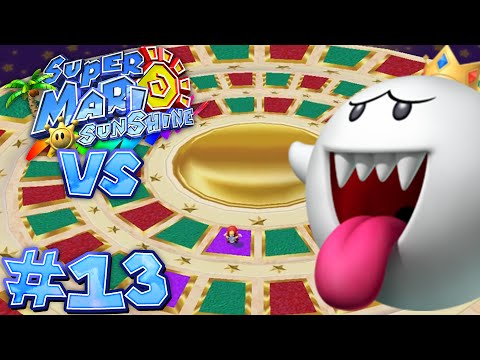 Super Mario Sunshine VS - Part 13