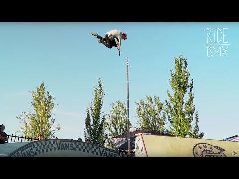 HIGH AIR JAM - 2018 VANS BMX PRO CUP MALAGA