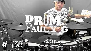 Hinder - Lips of an Angel [Drum cover] by Paul Gherlani