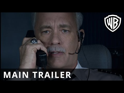 Sully: Miracle on the Hudson –  Teaser Trailer - Warner Bros. UK