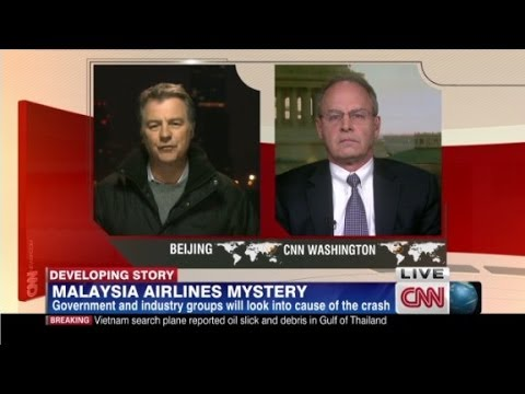 Malaysia Airlines Mystery