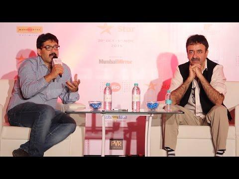UNCUT - Rajkumar Hirani & Abhijat Joshi Press Conference | Mami 17th Mumbai Film Festival