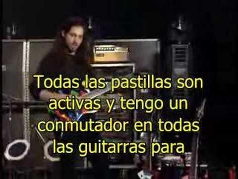 John Petrucci Phycho Execises 4.Subs[ESP]