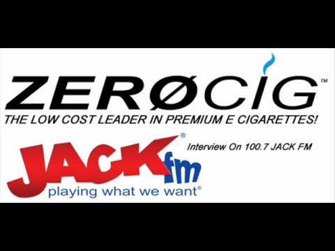 ZEROCIG.com INTERVIEW 2012 ON JACKFM
