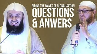 Riding The Waves Of Globalisation - Q&A Session ᴴᴰ