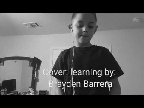 Kane Brown learning cover