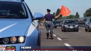 Scontro auto-moto: muore a 16 anni in un incidente sulla Palermo-Sciacca