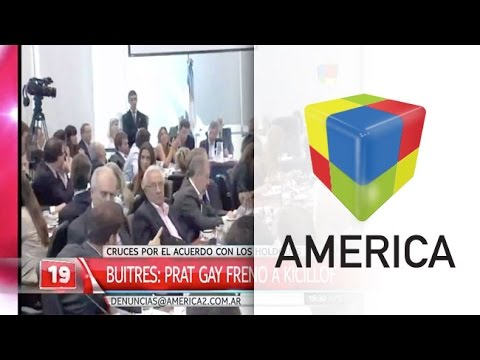 Prat Gay y Kicillof: áspero cruce en Diputados por el pago a los buitres