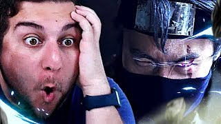THE BEST LIVE ACTION NARUTO FILM!! | Kaggy Reacts to NARUTO: KAKASHI VS. OBITO FIGHT (RE:ANIME)