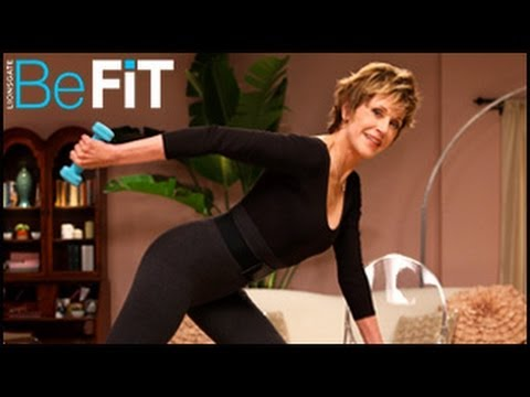 Jane Fonda: Total Body Workout | Fit & Strong- Level 2