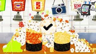 OH SUSHI App deutsch | SO VIEL DRECK WIE MÖGLICH MACHEN - Wer macht die Küche sauber?