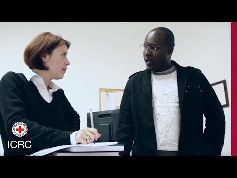 Working for the ICRC: administrator
