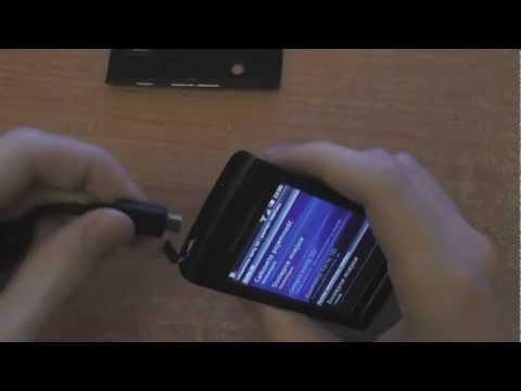 Wgrywanie Androida 2.3.7 do XPERIA X8 \ X10 mini pro (Root + xRecovery) GingerDX.v028 [TUTORIAL PL]