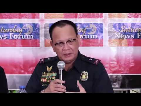 QCPD chief wants high school grads to qualify as PNP recruits