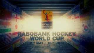 Official Rabobank Hockey World Cup 2014 Trailer