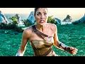 WONDER WOMAN Trailer 1 - 3 (2017)