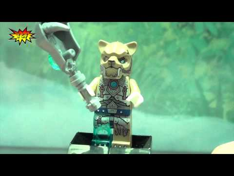 2014 LEGO Chima Minifigures - Summer Sets - New York Toy Fair Preview
