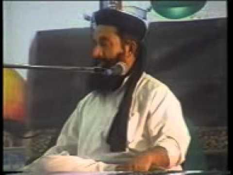 Ali Ahmed Mengal Maulana Manzoor Ahmed Mengal