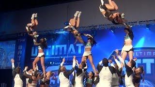 XXX Myrtle Beach Ultimate Battle Cheer Extreme 2014 IOC