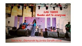 download lagu Tum Hi Ho , Diamonds By Jonita Gandhi Cover gratis