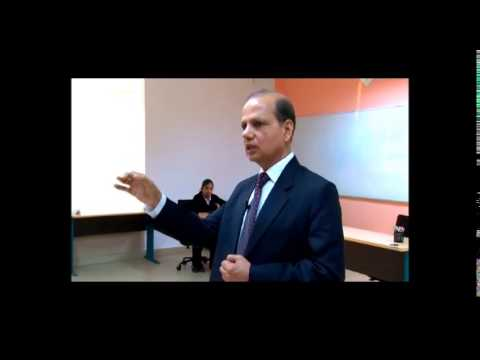 Leadership Talk by by Mr. Shakeel Ahmed, Advisor-Deloitte Touche Tomatsu India