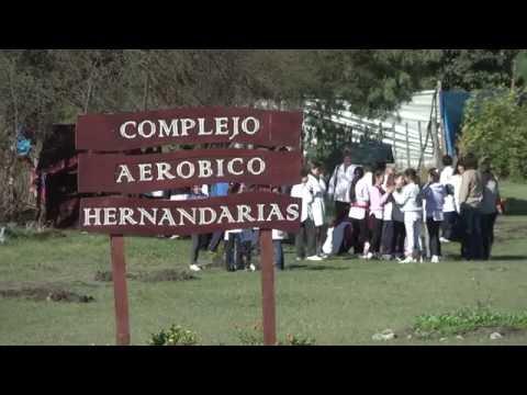 Eco Urbano llegó a Hernandarias con Jóvenes en Acción