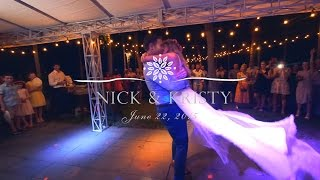 Nick & Kristy wedding video in HoiAn - June 22 2015