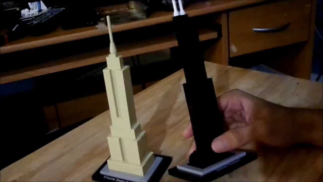 Willis Tower Lego Sears Tower Lego Architecture