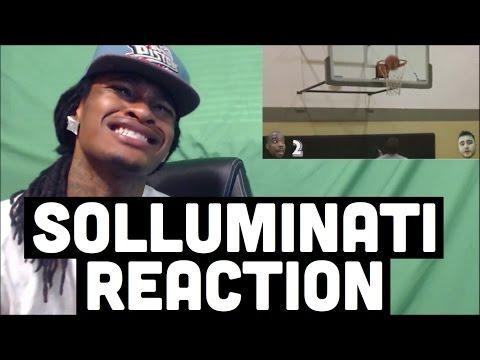 SoLLUMINATI Reacts to CashNasty vs LosPollos 1v1 thumbnail