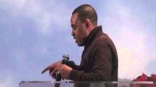 Pastor Alazar Preaching - Wede Egziabher Qerebu