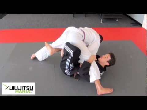 JiuJitsuMania Ronis Gracie Butterfly Sweep X Guard To The Back Image 1