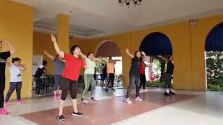 Sunday Zumba at the Clubhouse