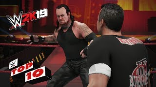 Amazing Comeback Sequences: WWE 2K19 Top 10