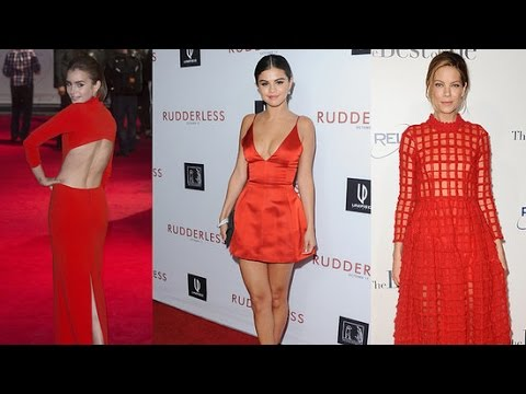 Selena Gomez Leads The Red Hot Red Carpet! video