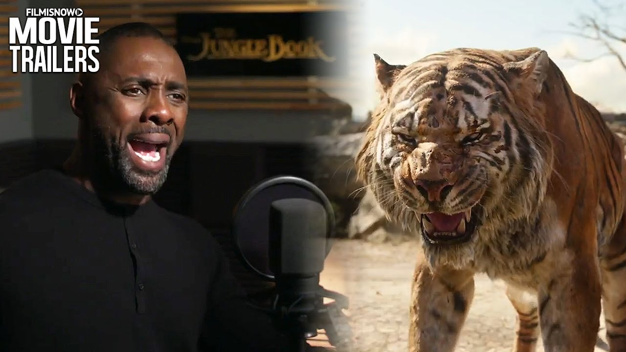 The cast and crew discuss bringing THE JUNGLE BOOK to life [Disney Live Action] HD