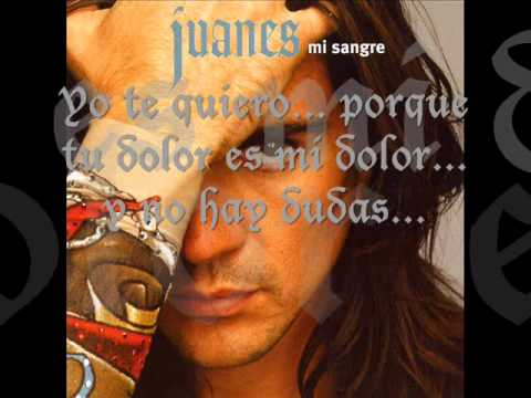Juanes - Juanes - Para Tu Amor (with lyrics)