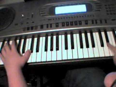 How to play peanuts theme on piano easier youtube