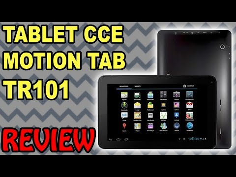 Review Tablet CCE Motion tab TR101