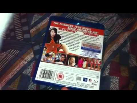 Sex Drive Uncut Blu-ray Unboxing video