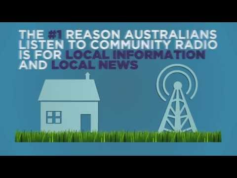 About Community Broadcasting in Australia