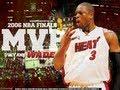Lagu Dwyane Wade - One Man Show - Flashback: NBA Finals 2006 HD