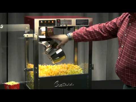 cretors t2000 popcorn machine