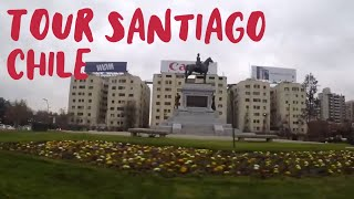 TOUR EM SANTIAGO CHILE - EneaLife Travel