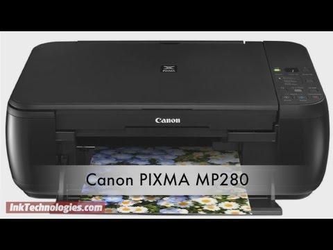Canon PIXMA MP280 Instructional Video
