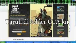 Cara Pasang Mod GTA 5 HUD For GTA SanAndreas